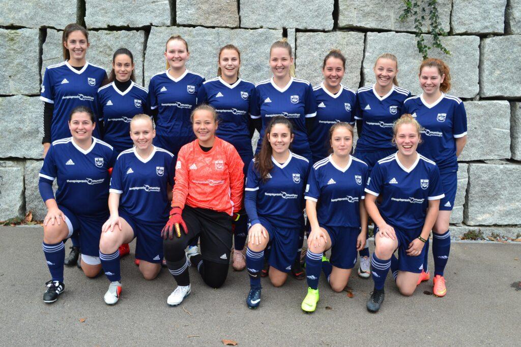 FC Egg Damen Team